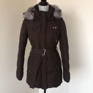 💝Hollister Grandview Down Puffer Jacket